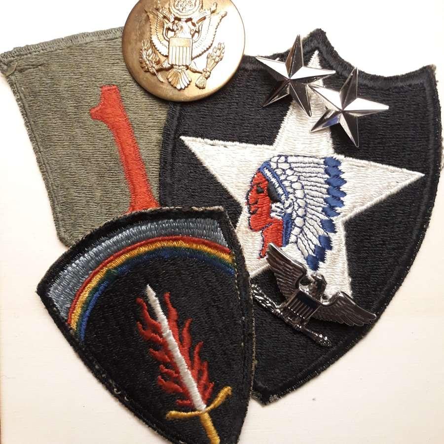 1.5 US Army WW2