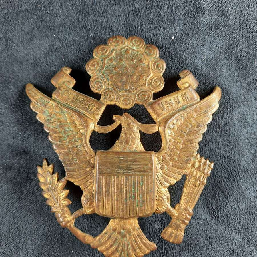 USAAF Officer's Cap Badge
