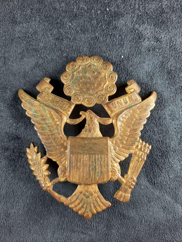 USAAF Officer's Cap Badge