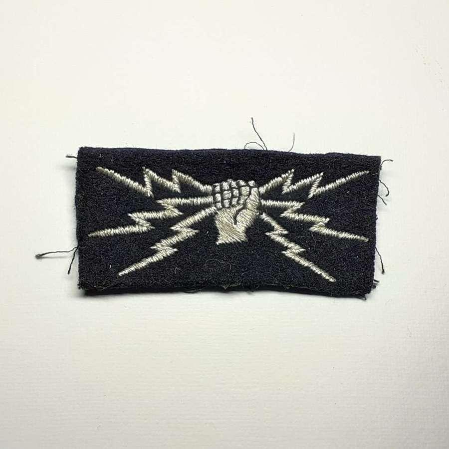 RAF Wireless Operator Patch