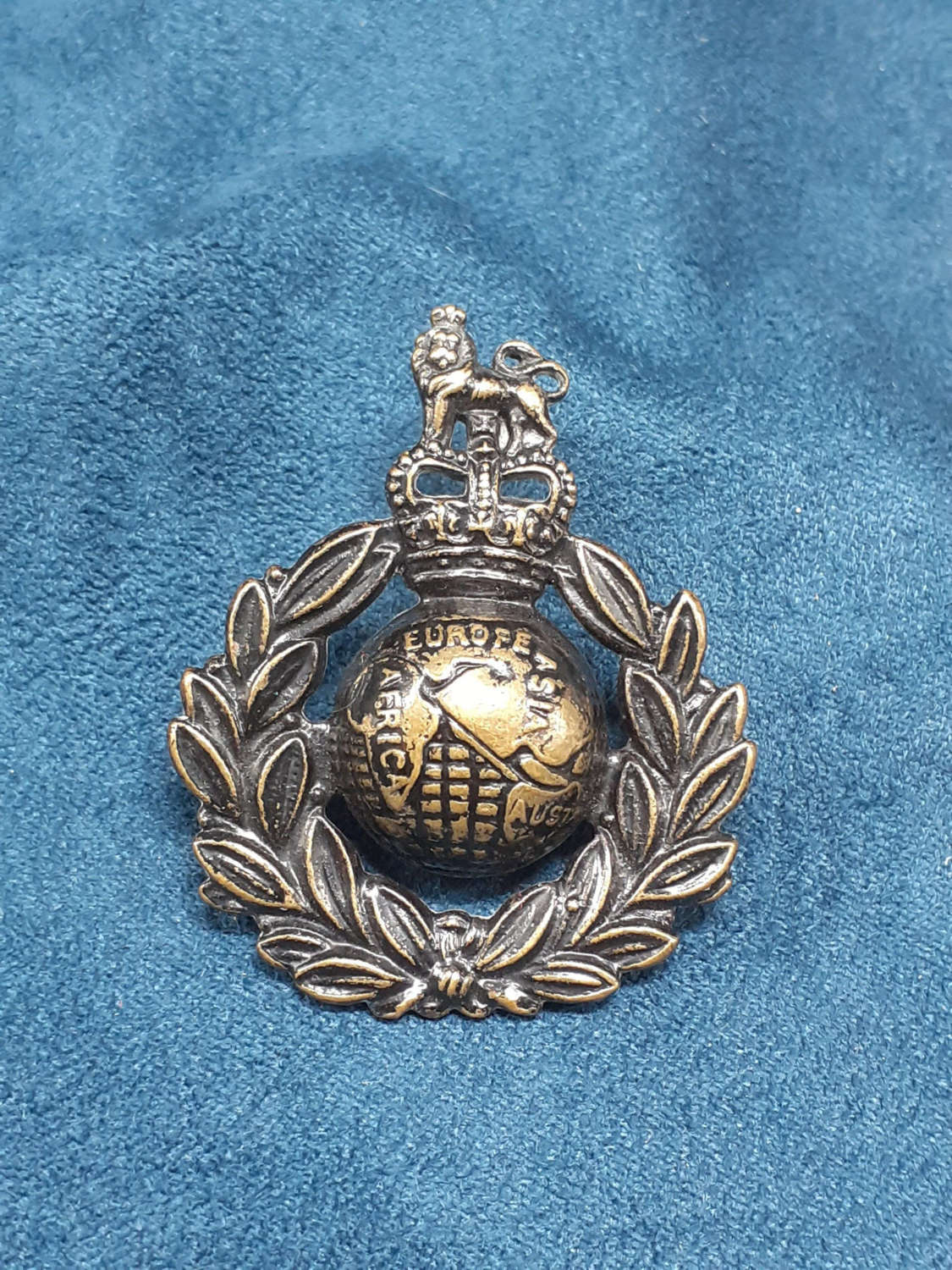 Royal Marines Beret Badge