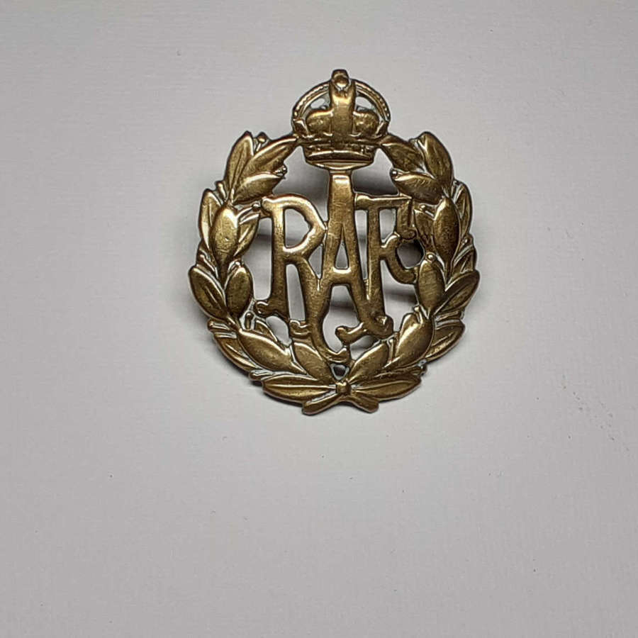 RAF Other Airman's Cap Badge