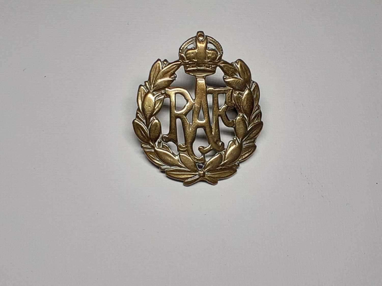 RAF Other Airman's Cap Badge