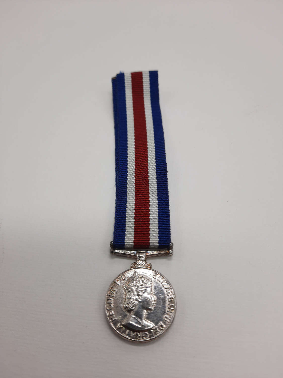 Queen's Medal for Champion Shots Miniature