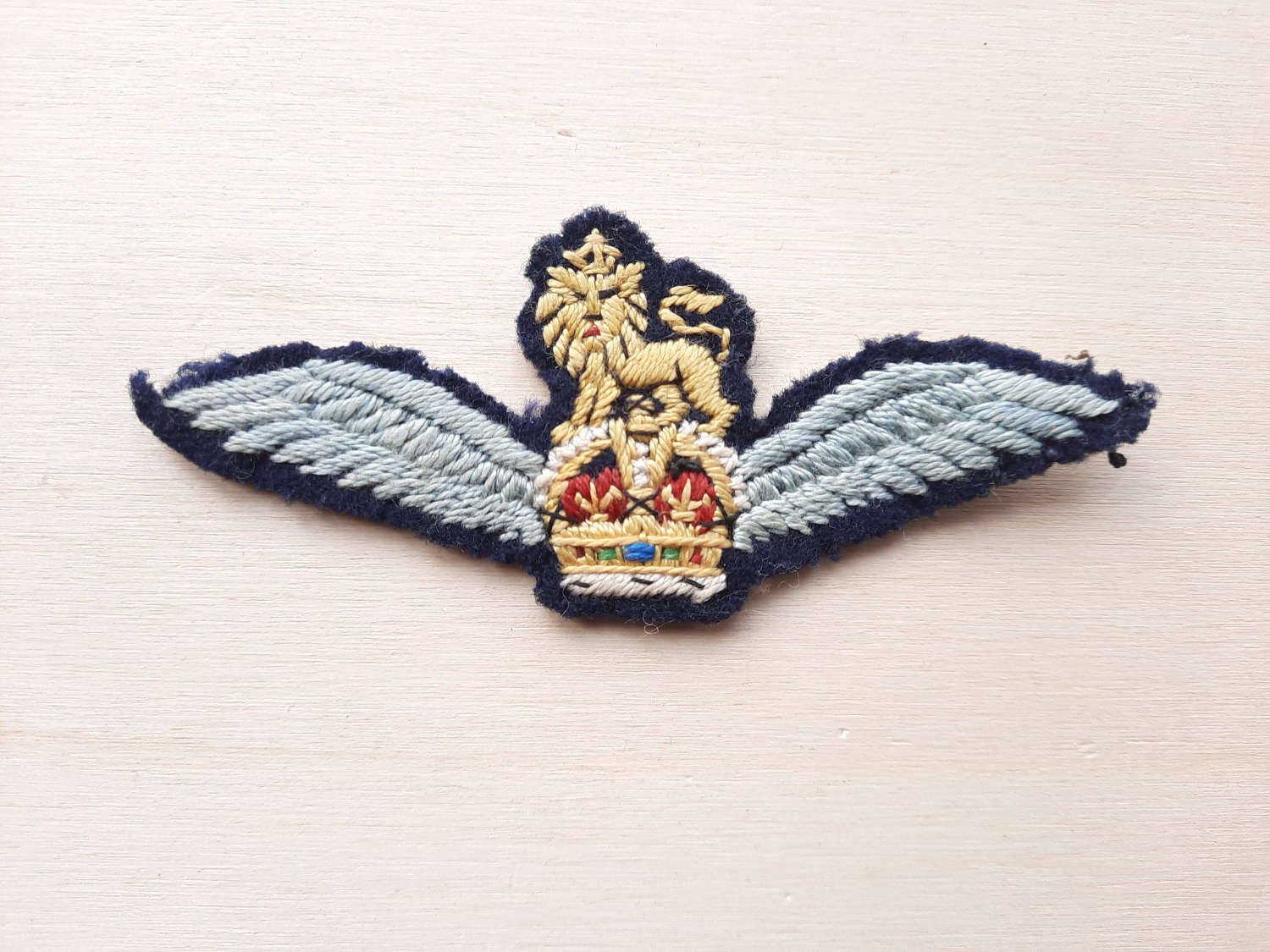 Vintage British Army Glider Pilot Wings