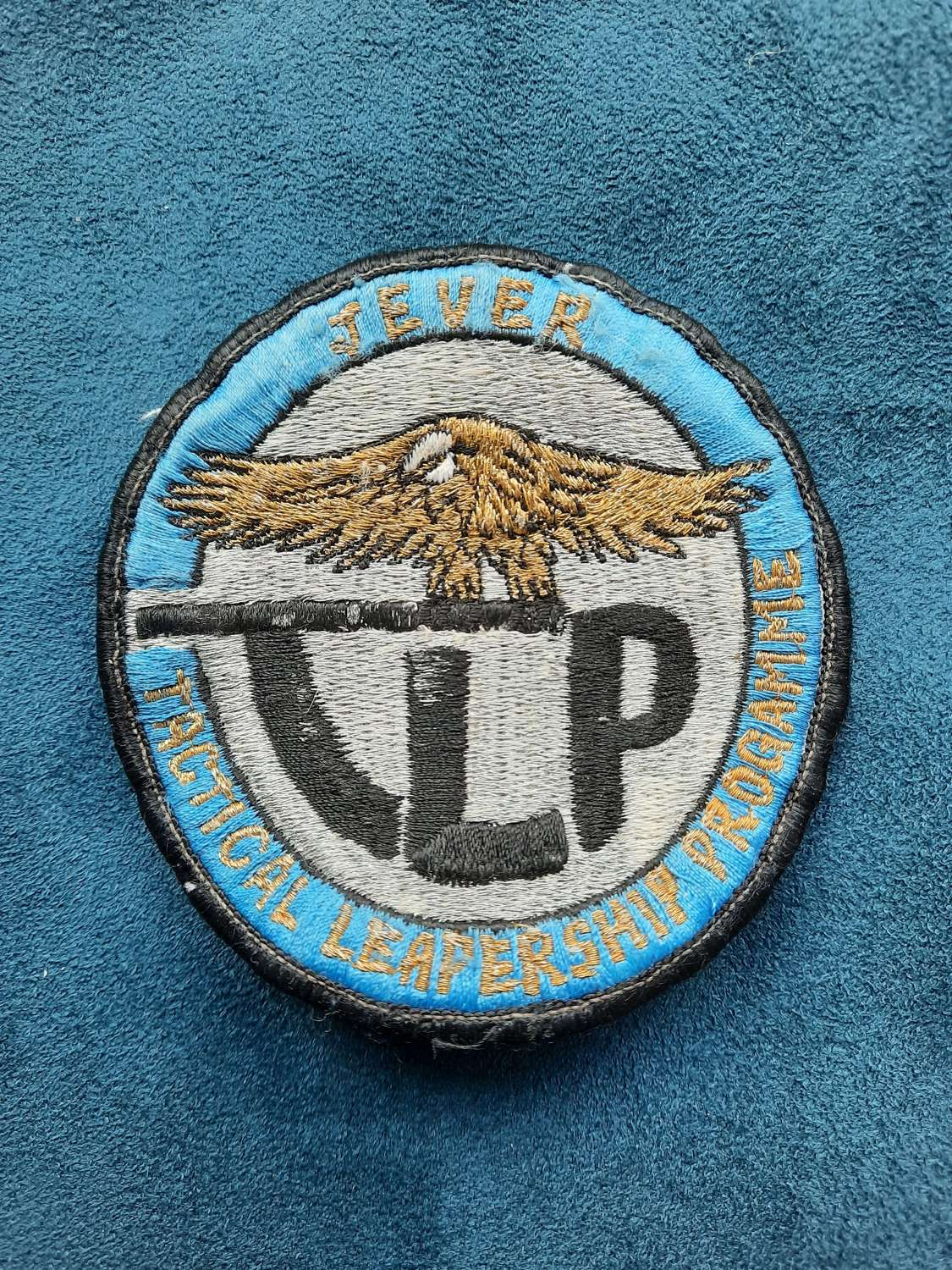 Tactical Leadership Programme Patch