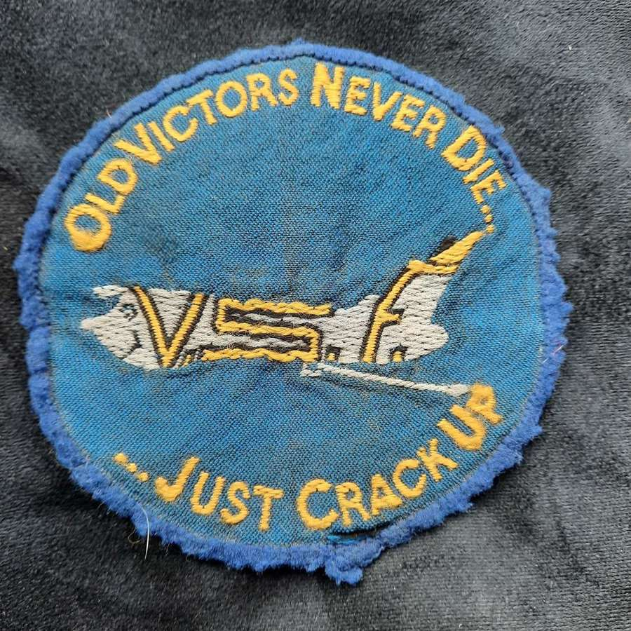 Old Victor's Never Die Just Crack up patch