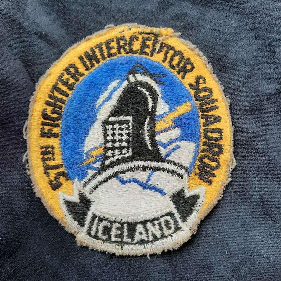 USAF 57th Fighter Interceptor Squadron