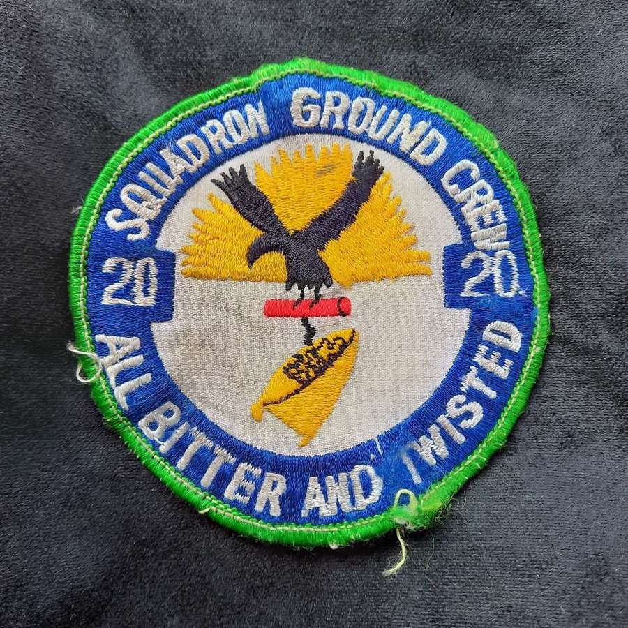 20 ground crew squadron