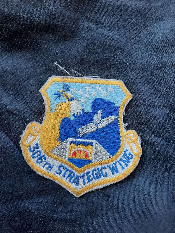 USAF 306 Strategic Wing Patch