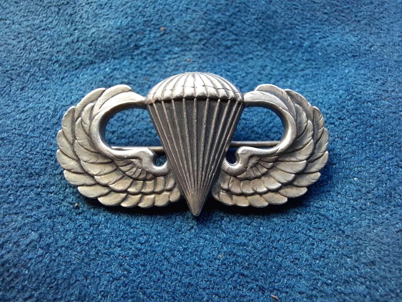 US Army Parachutist Badge