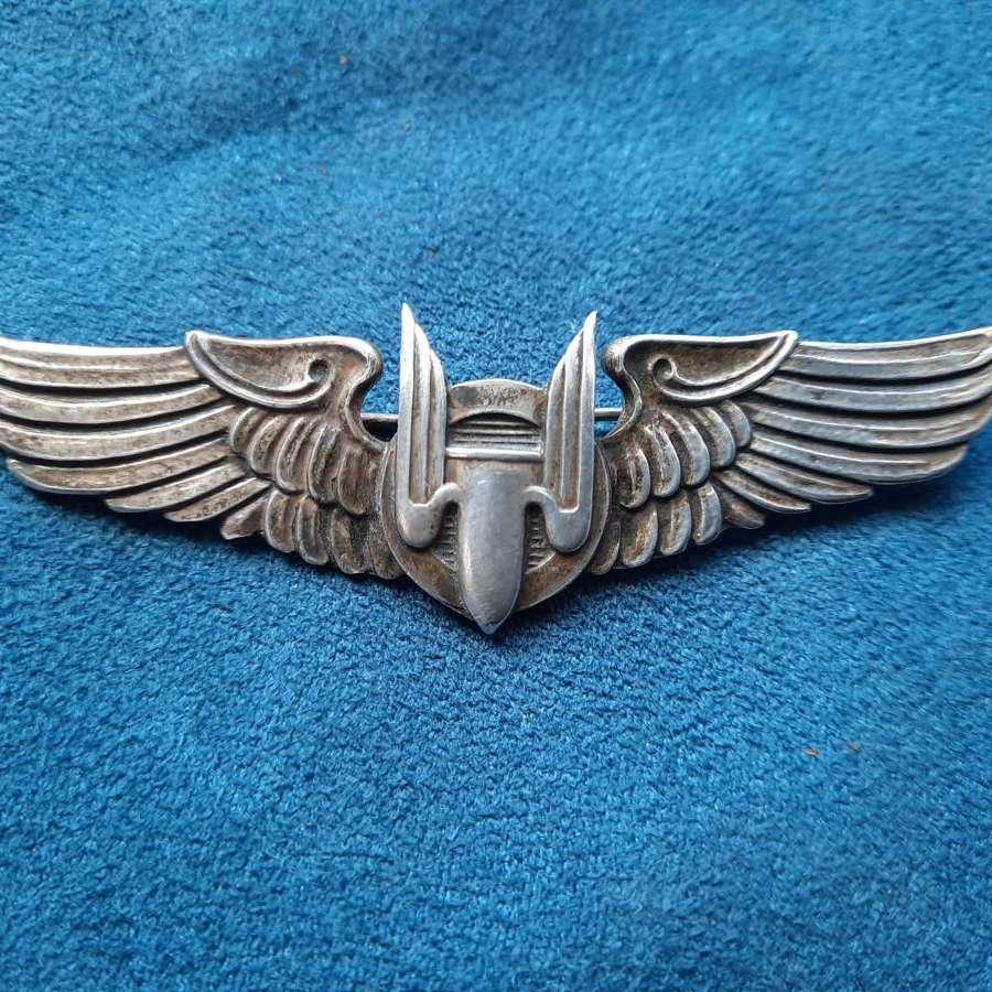 USAAF Air Gunner Wings