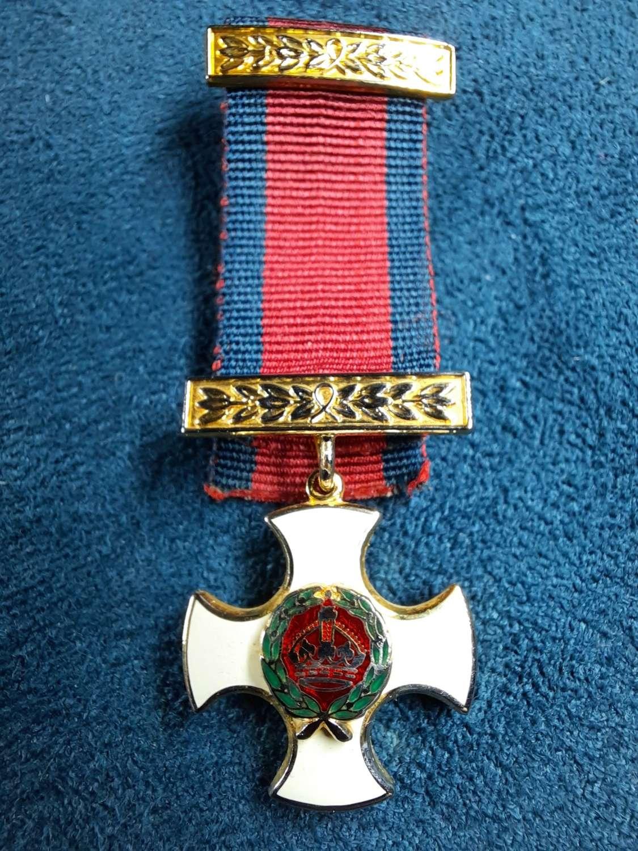 Distinguished Service Order Miniature EIIR