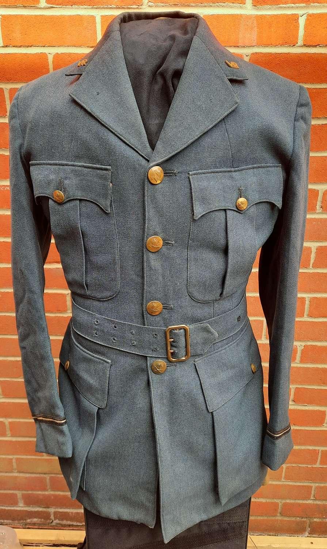 RAF Flying Officer Tunic