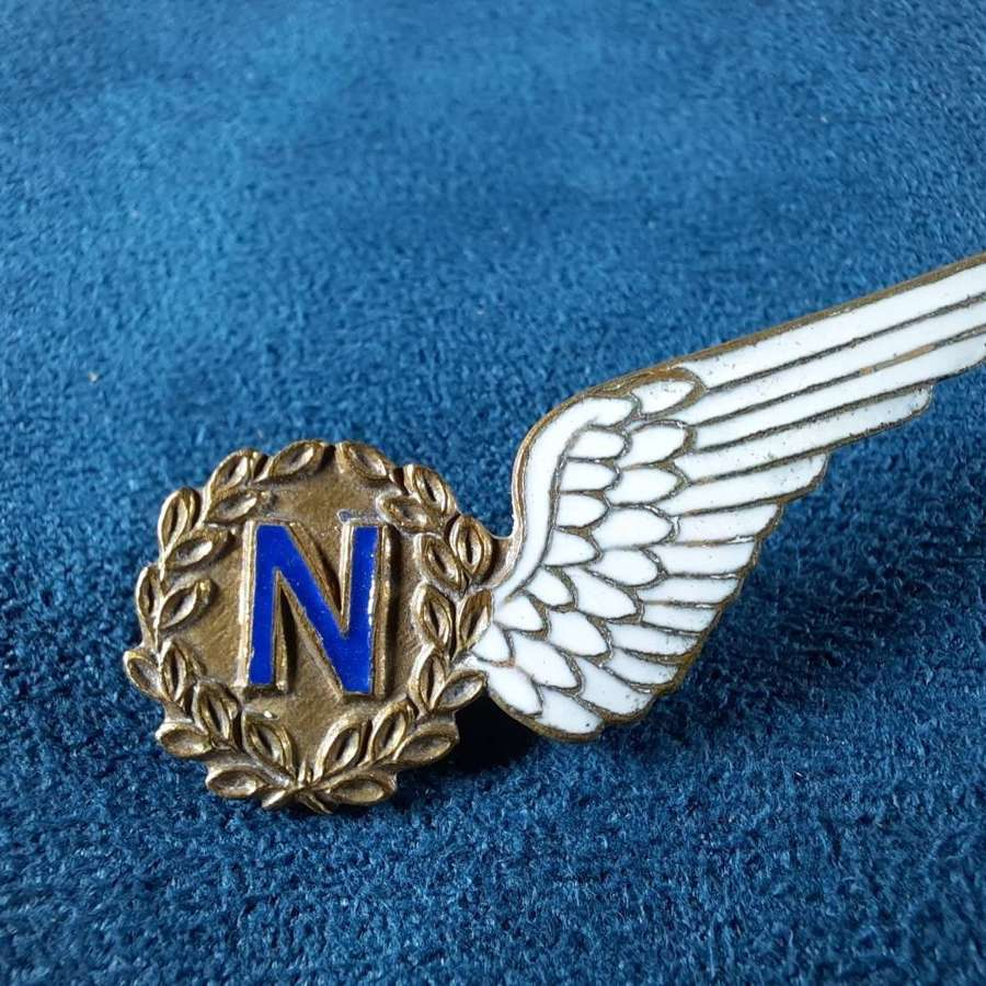 RAF Navigator Sweetheart Brooch