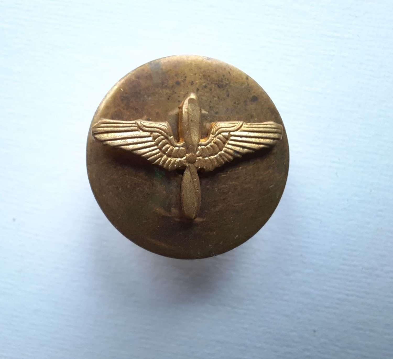 WW2 USAAF Enlisted Collar Disc