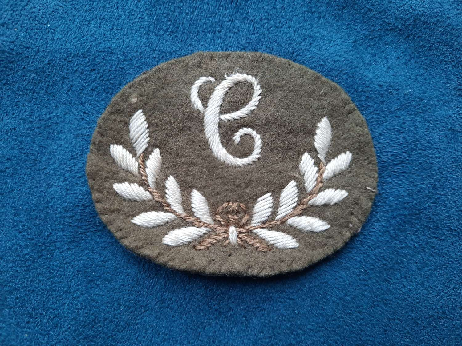 British Army Cook Trade Patch