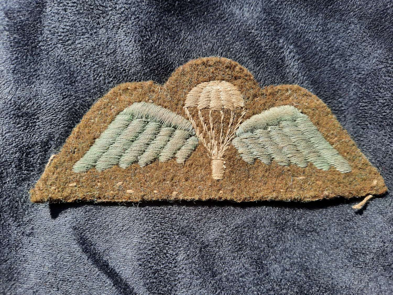 WW2 British Parachute Wings