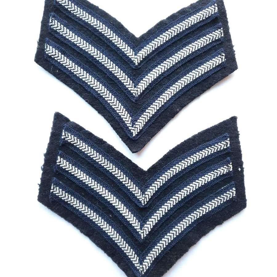 RAF Sergeant Stripes