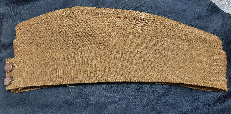 WW2 British Army Side Cap