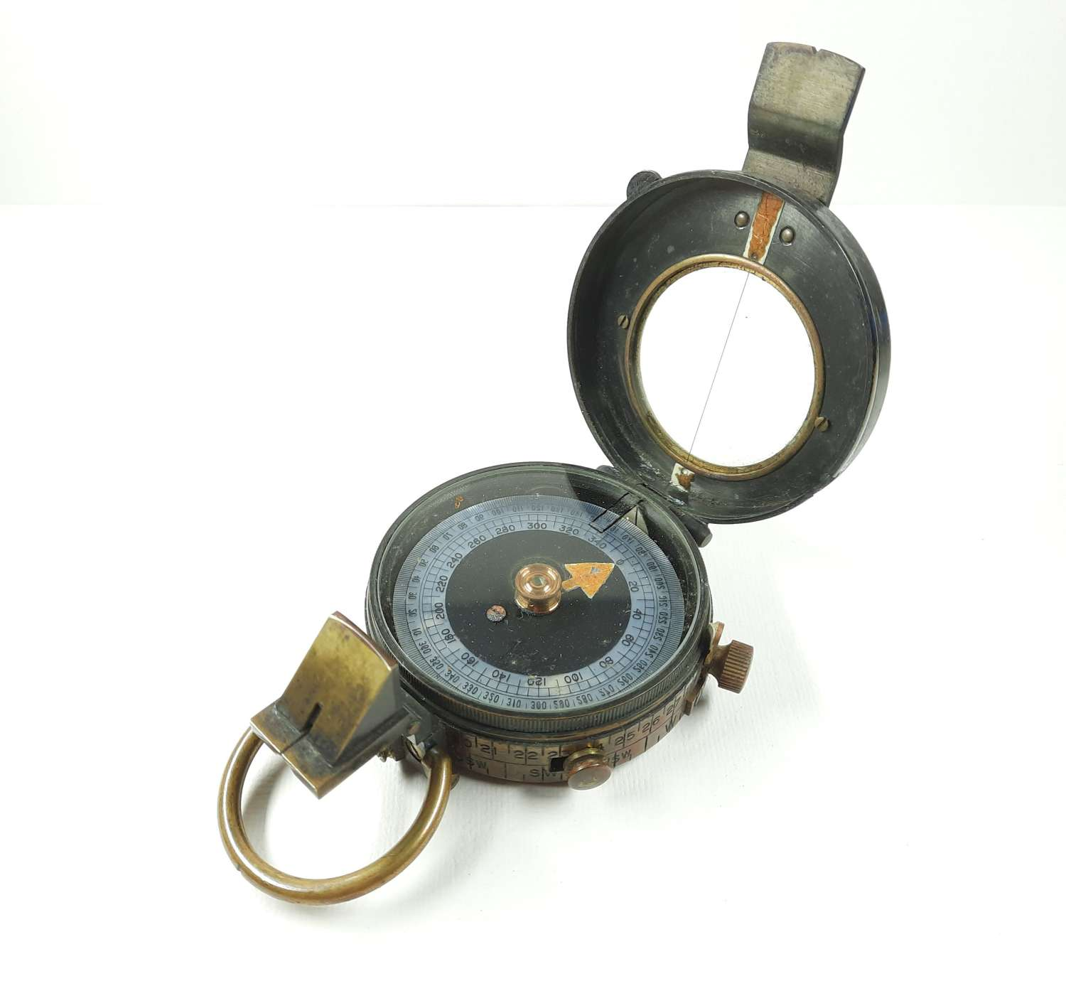 WW1 British Verners Pattern MKVII Compass