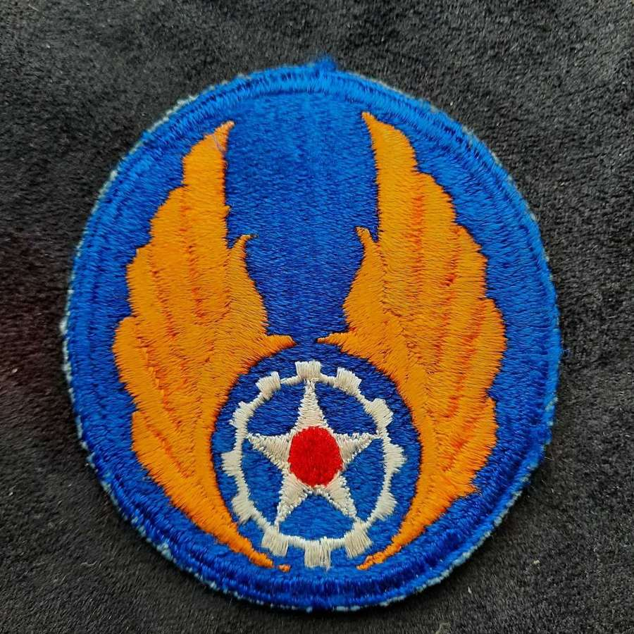 USAAF Air Materiel Command Patch