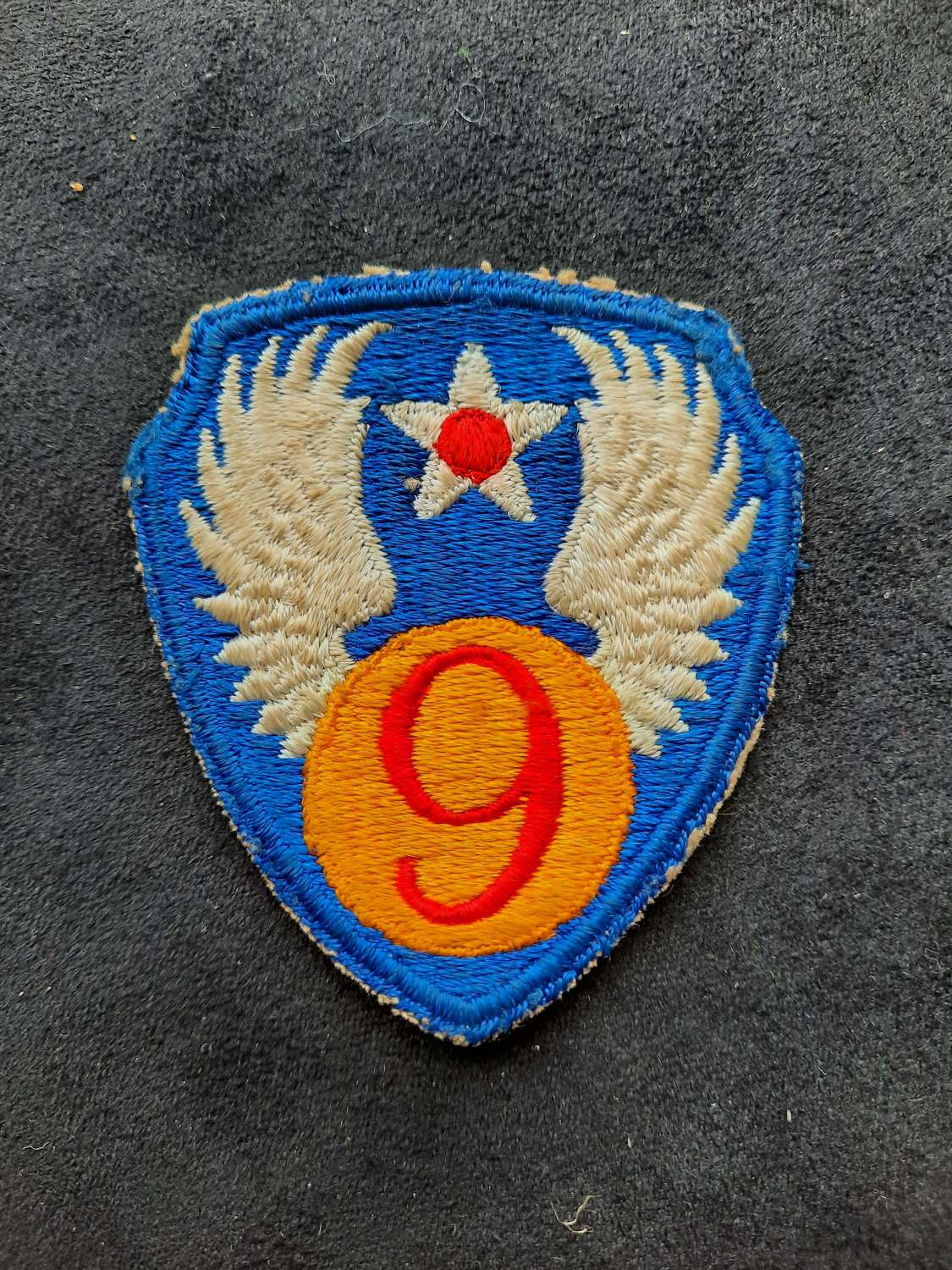 USAAF 9th Air Force Patch