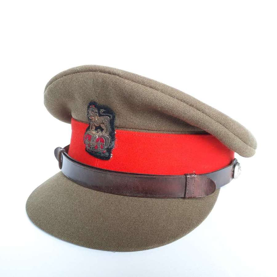 British Army Brigadier Staff Colonel Service Cap