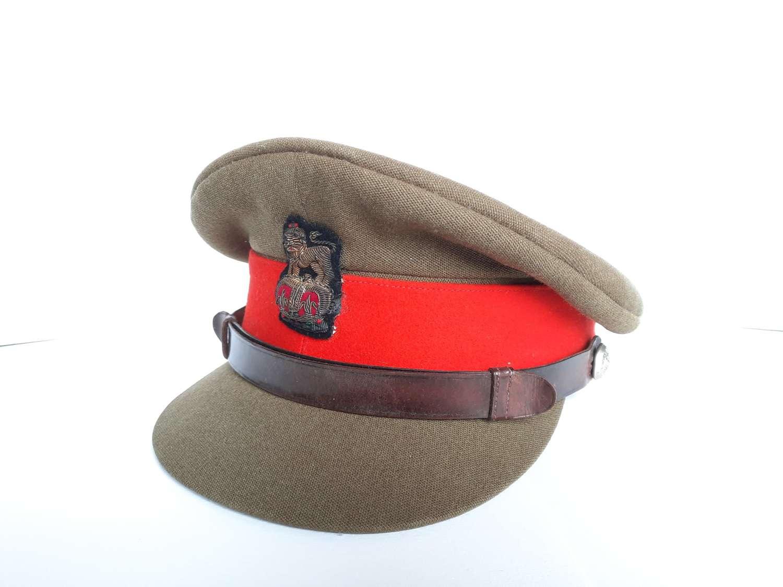 British Army Brigadier Staff Colonel Service Cap