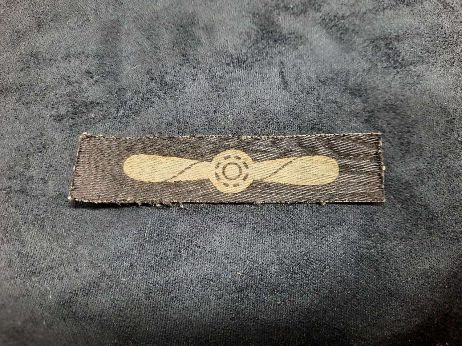 Printed Aircraftsman Patch