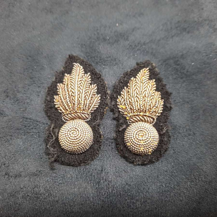 Royal Artillery Mess Dress Insignia