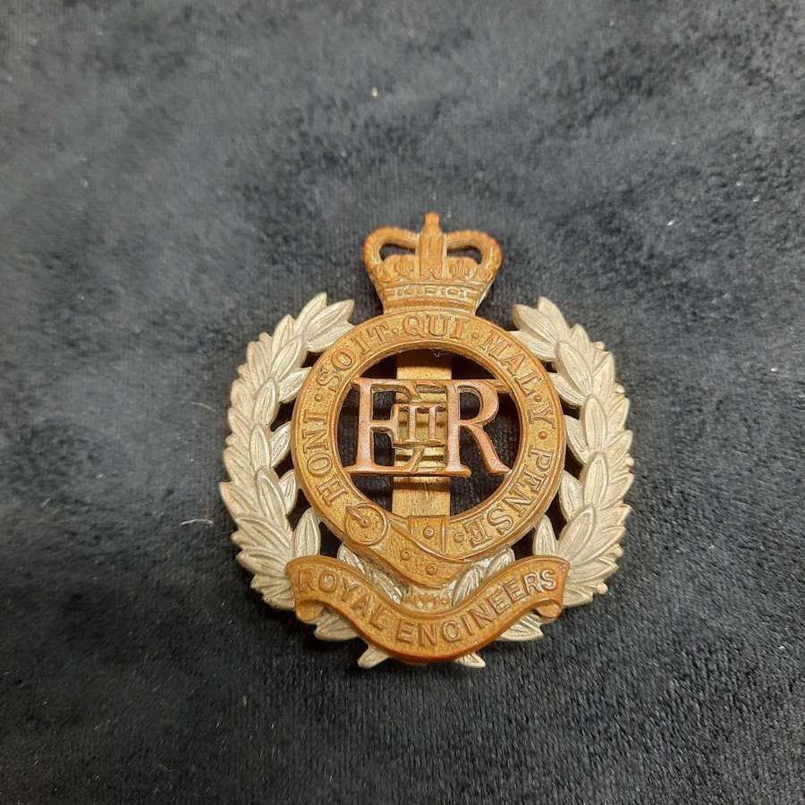 Royal Engineers Cap Badge