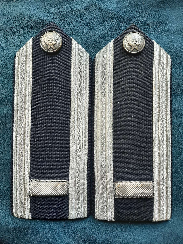 USAF Lieutenant Mess Dress Epaulets
