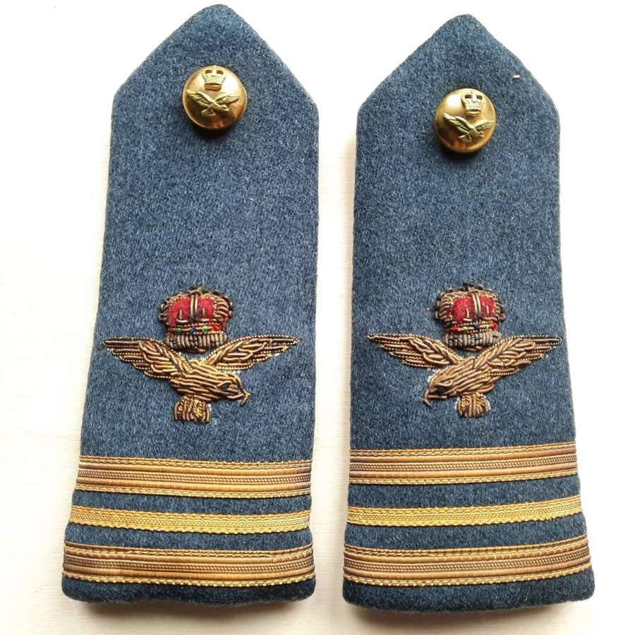 RAF Wing Commander Dress Epaulets