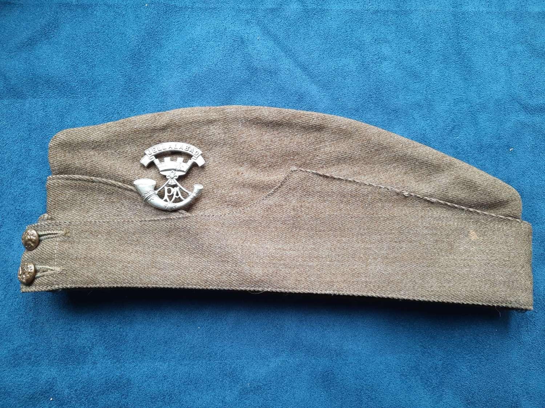 Somerset Light Infantry Side Cap