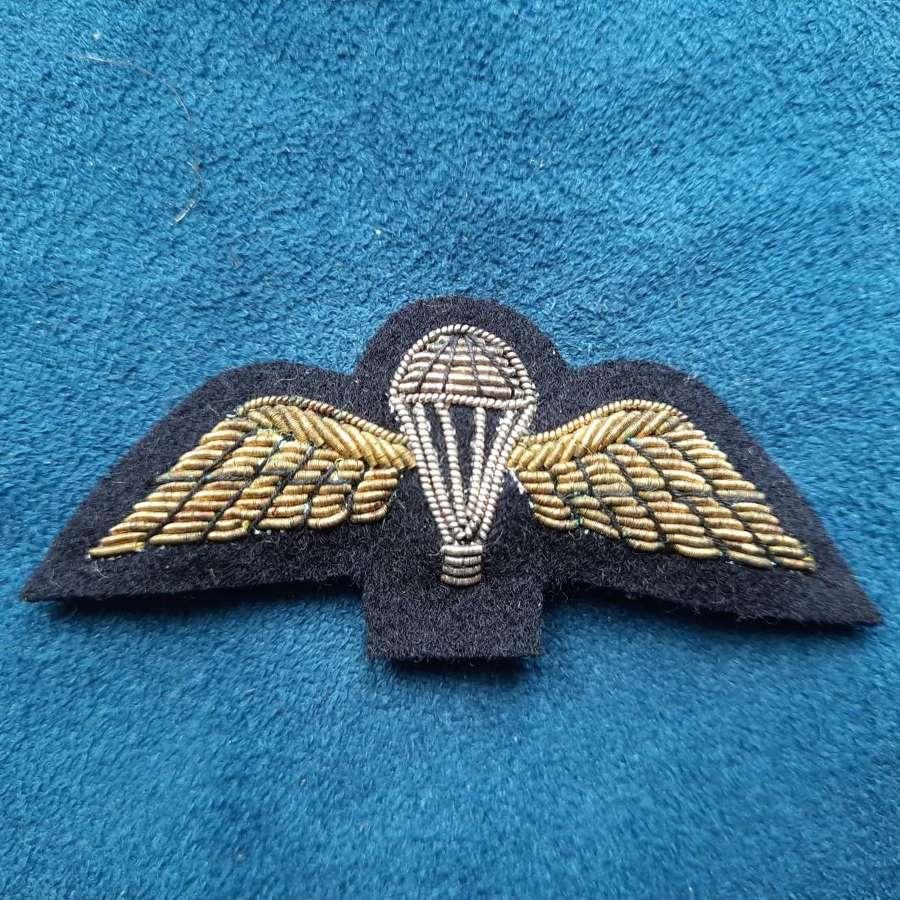 Parachutist Badge for Mess Dress