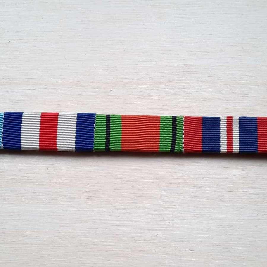 WW2 Medal Ribbon Bar