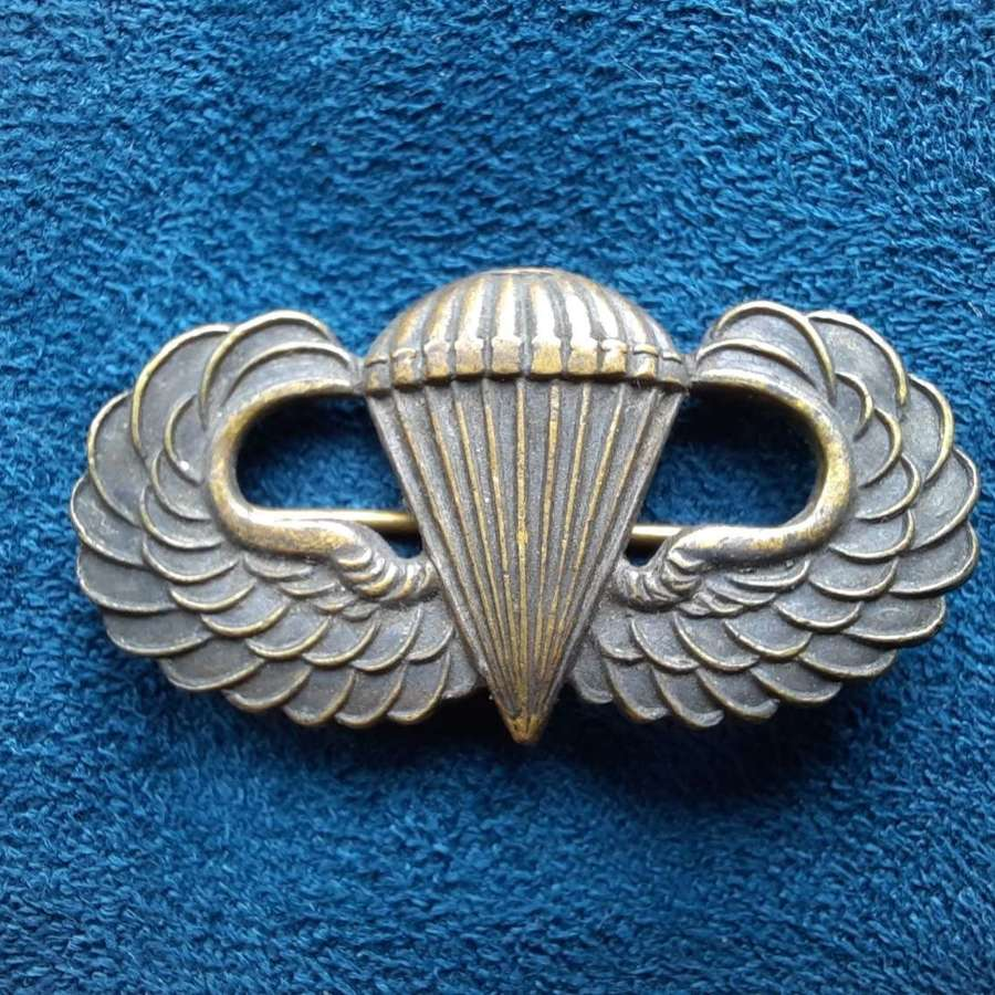 US Paratrooper Jump Wings