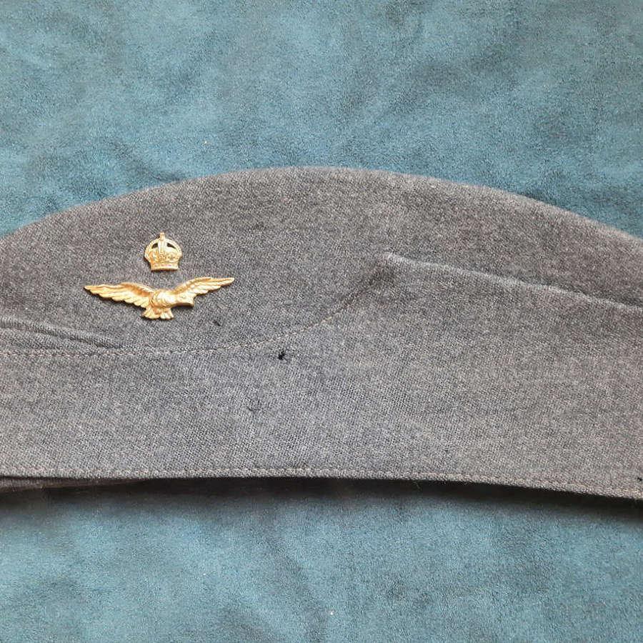 RAF Officer's Side Cap