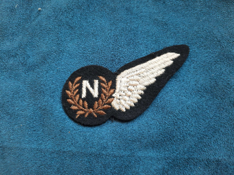 RAF Navigator Brevet
