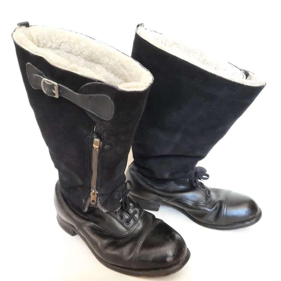RAF 43 Pattern Escape Boots