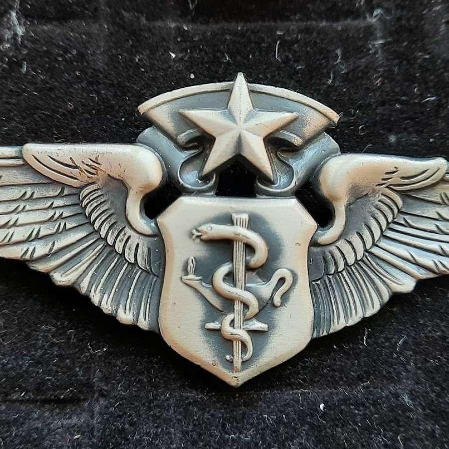 USAF Chief Flight Nurse Wing