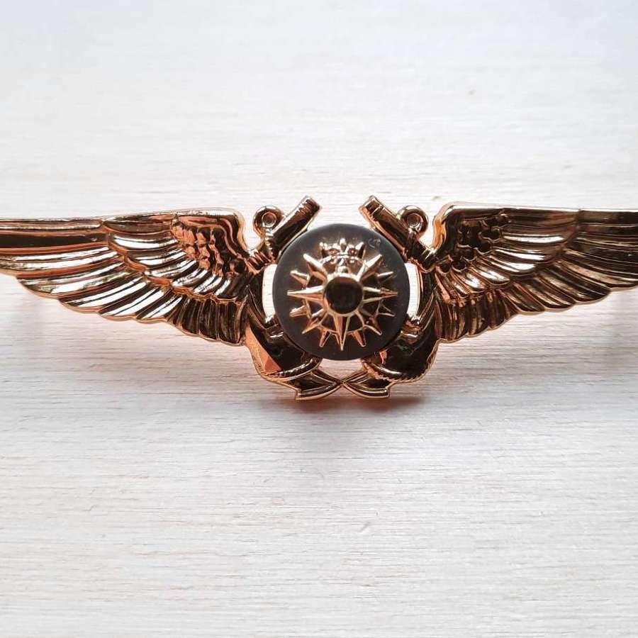 US Marine Corps Aerial Navigator Wing Badge