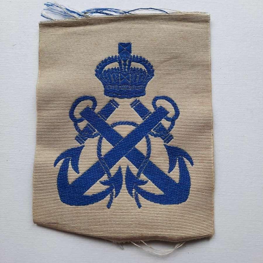 Royal Navy Petty Officer Rank Insignia